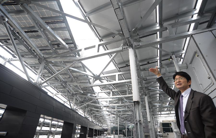 """日本建成电力""""自给自足""""楼房---..."""