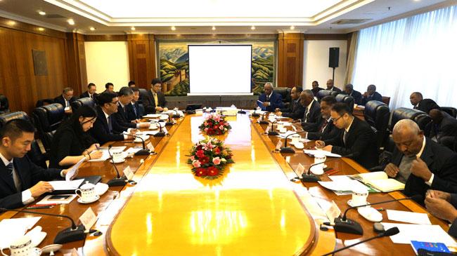 中国-苏丹能源合作委员会第二次会议召开
