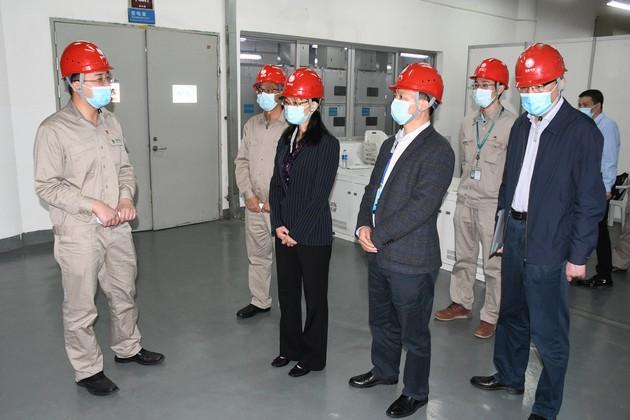 福建能源监管办主要领导带队开展电力企业应急能力建设现场督查并督导第四届数字中国建设峰会保电工作
